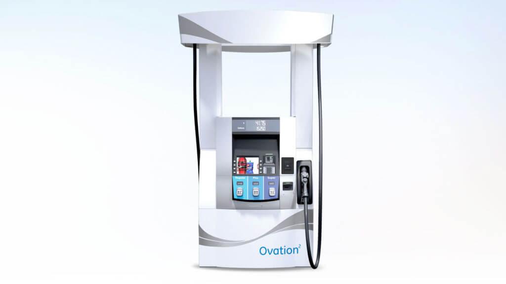 Wayne Ovation fuel dispenser