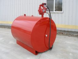 Fill-Rite fuel tank for farms