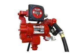 Fill-Rite fuel pump